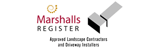 Marshalls approved installers logo