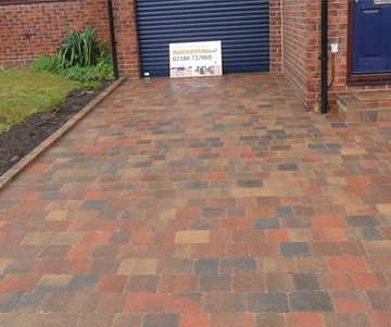 Marshalls Block Paving Southampton Hampshire