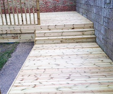 Decking Installations Southampton Hampshire 360x301