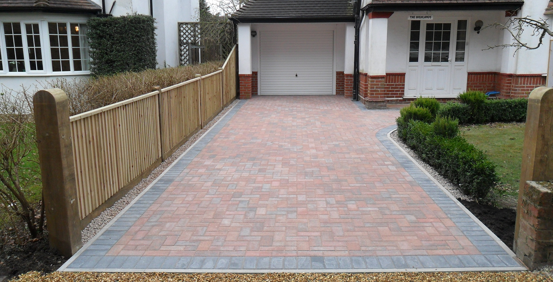 Driveways Southampton Hampshire