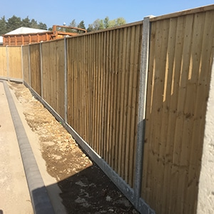 Fencing Installation Southampton Hampshire