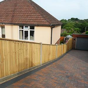 Garden Fencing Southampton Hampshire