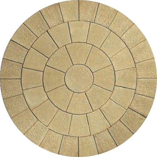Saxon Paving Circle