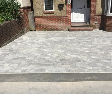 Tegula Block Paving Southampton Hampshire 360x301