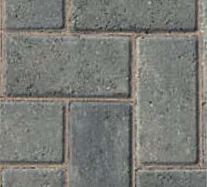 driveline 50 pewter multi block paving