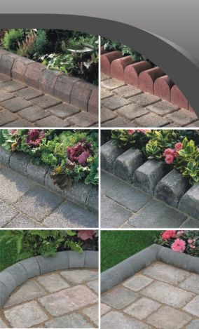 kerb edgings Southampton Hampshire