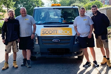 ScottBeck Paving Team Photo 383x255
